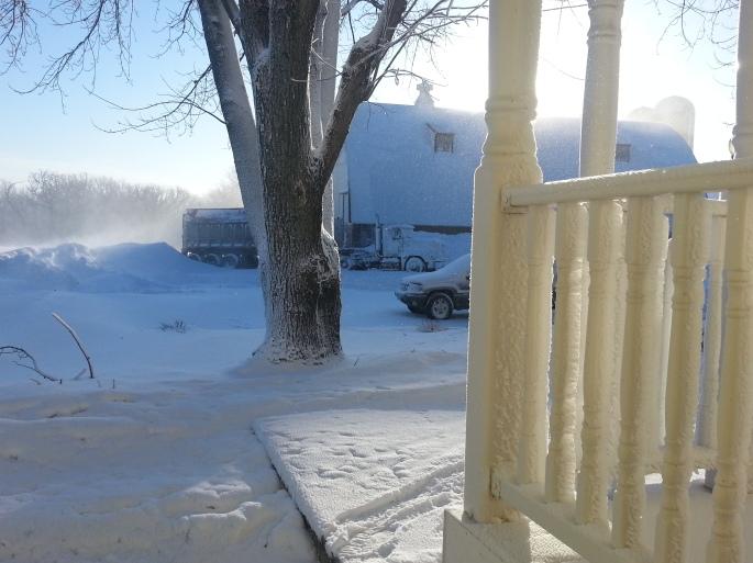 It's still winter!