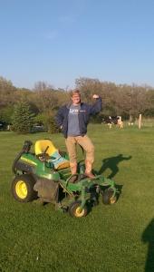 mastering the mower